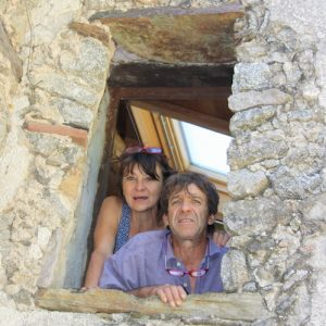 Antonella et Hervé - Mas de Peyrefiche - Cévennes